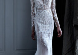 30 Gorgeous Long Sleeve Wedding Dresses That You Need To See