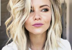 10 Medium Length Haircuts with Wavy Hair