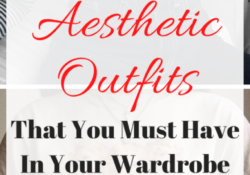 10 Aesthetic Outfits You Must Have In Your Wardrobe