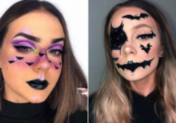 21 Bat Makeup Ideas for Halloween 2020