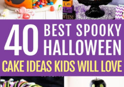 40+ Best Spooky Halloween Cake Ideas That You Need To See