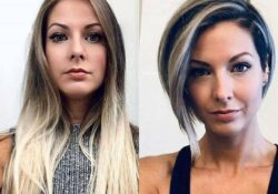 10 Amazing Long to Short Haircuts - Before and After