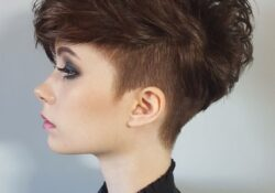 10 Short Haircut Styles for Ladies - Cute Easy Short Haircut 2020