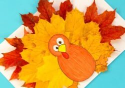 25 Easy Thanksgiving Crafts For Kids They Will Love