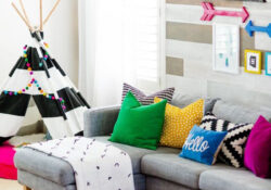 32 Kid-Friendly Living Room Decorating Ideas To Fill Up With Fun