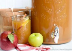 Thanksgiving Punch for a Crowd (3 ingredients!)