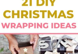 40+ Beautiful & Creative Christmas Gift Wrapping Ideas You Need To Try