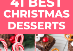 40+ Best Christmas Desserts That You Need To Try This Year