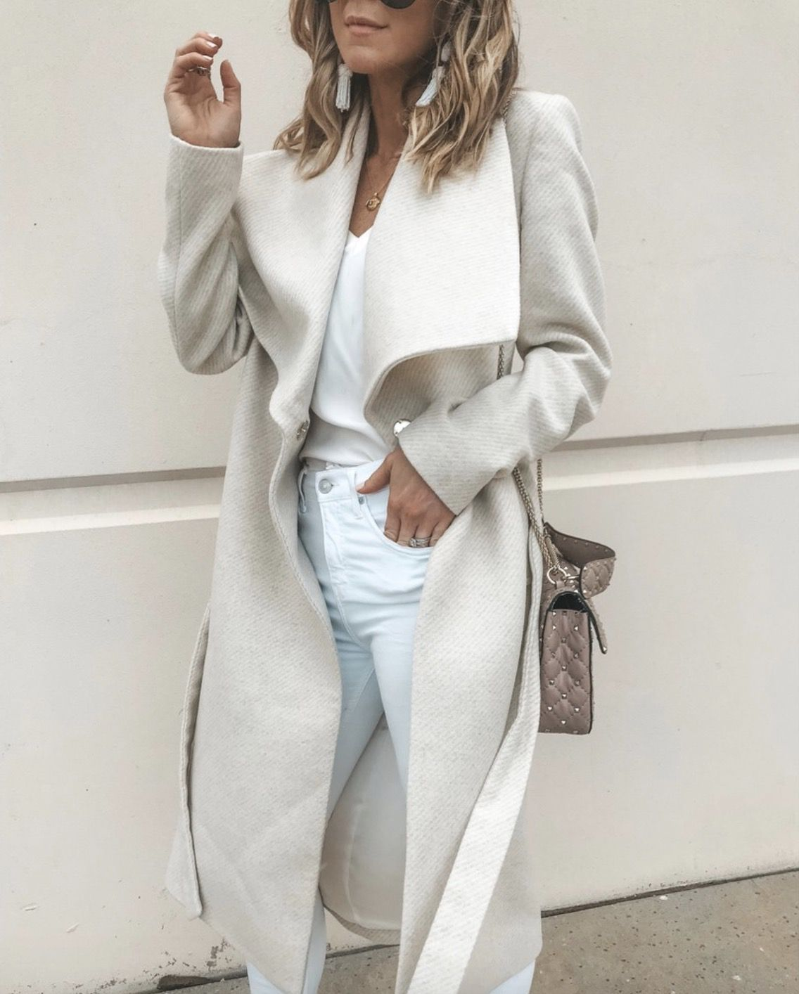 Best casual fall coat outfits