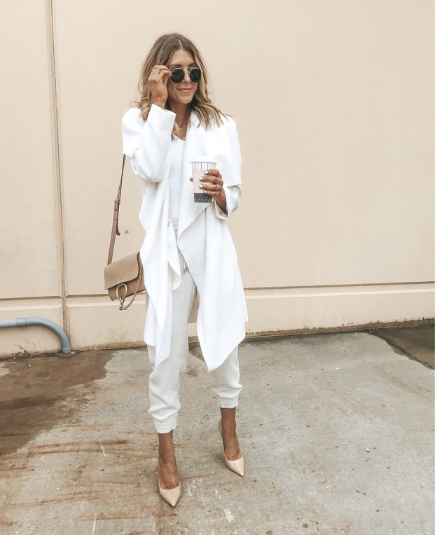 Best all white fall looks