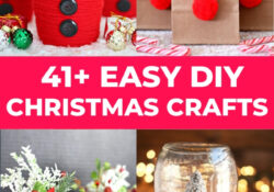 50 Easy DIY Christmas Crafts For Adults That You Need To Try This Year