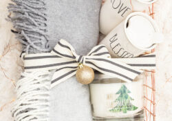 20 Best DIY Christmas Gift Basket Ideas For Women You'll Love