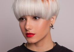 10 ideas de corte y color Pixie