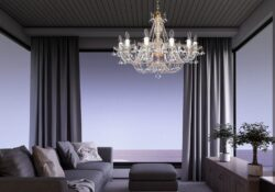 Home Decoration - Tips for Choosing Crystal Chandeliers
